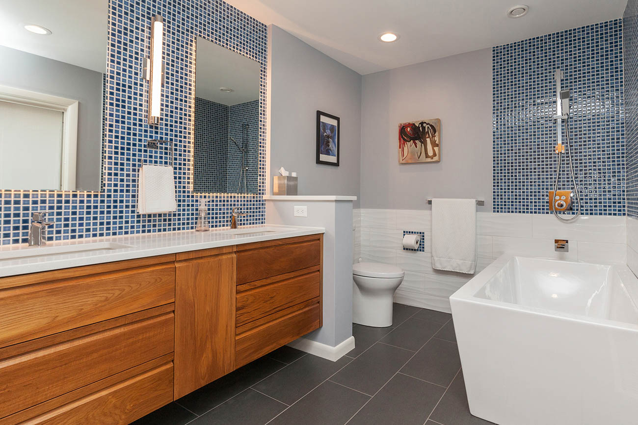 A More Modest Remodel Of A 5 By 7 Foot Bathroom Included In The Cost Vs.  Value Report Would Give A Smaller Percentage Return. The Estimated Cost In  Des ...