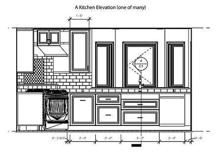 kitchenelevation